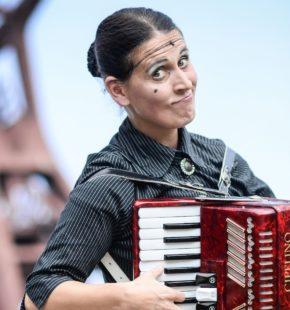 Carmela de Feo, Meine besten Knaller, ©Ralf Rottmann