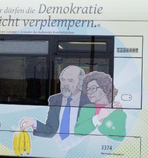 Freigeisterbahn Kay und Lore Lorentz
